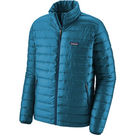 Patagonia Down Sweater Herre Balkan Blue